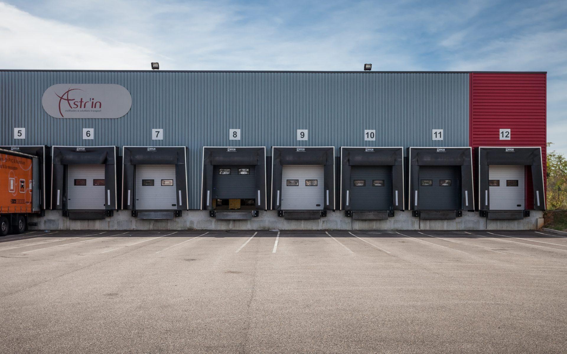 ASTR'IN bâtiment industriel Stockage et Bureaux