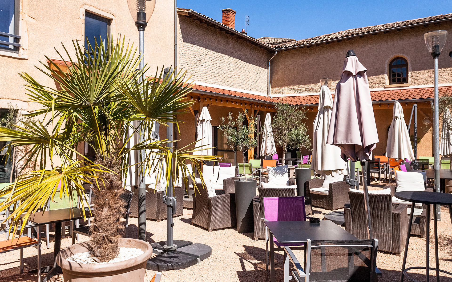 Hôtel Restaurant Savigneux