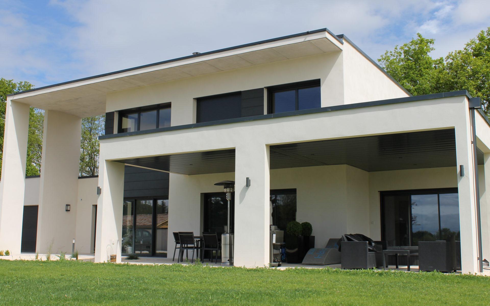 Maison Amberieu en Dombes