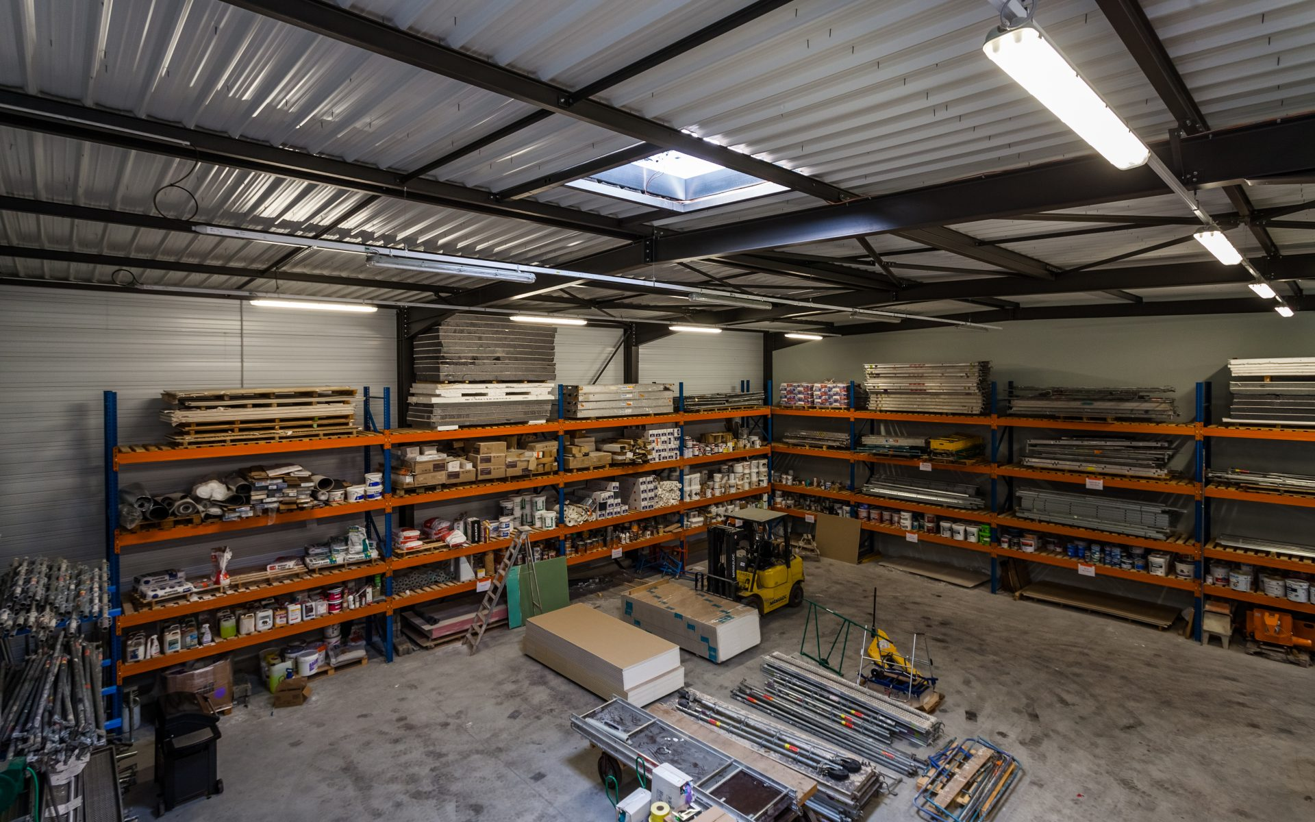 SEGAUD bâtiment artisanal entrepôt stockage bureaux