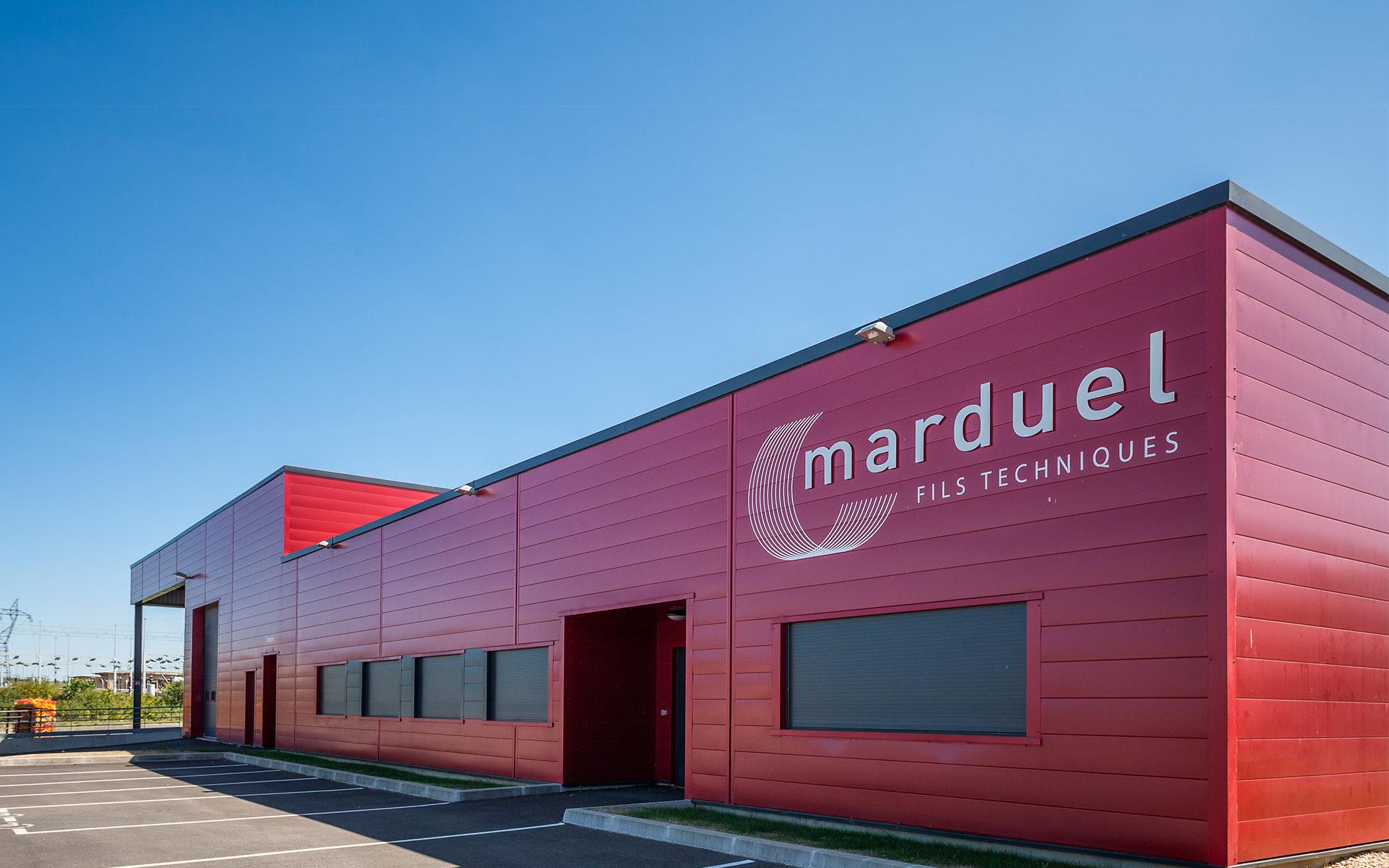 Marduel - Conception et Réalisation Bâtiment Industriel et Tertiaire