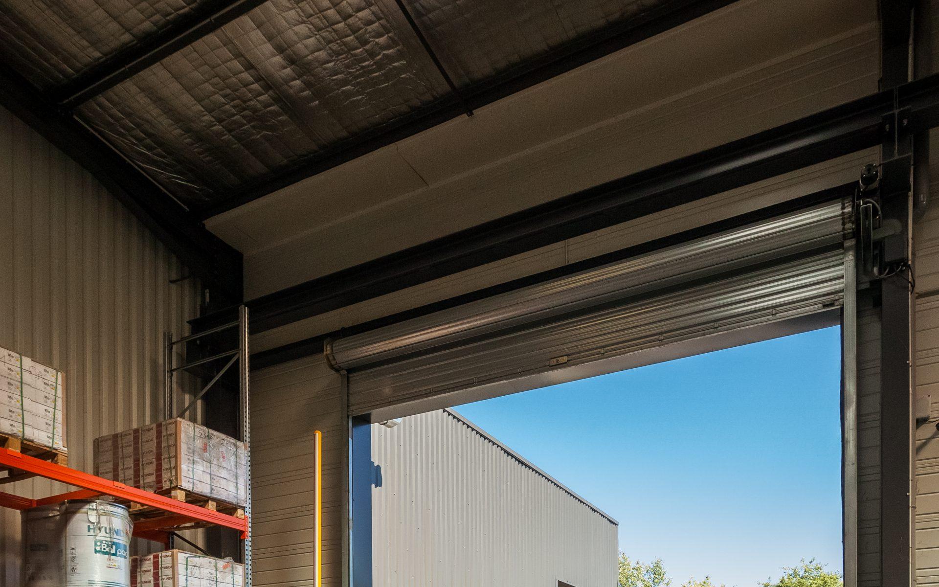 somefi bâtiment industriel Bureaux stockage