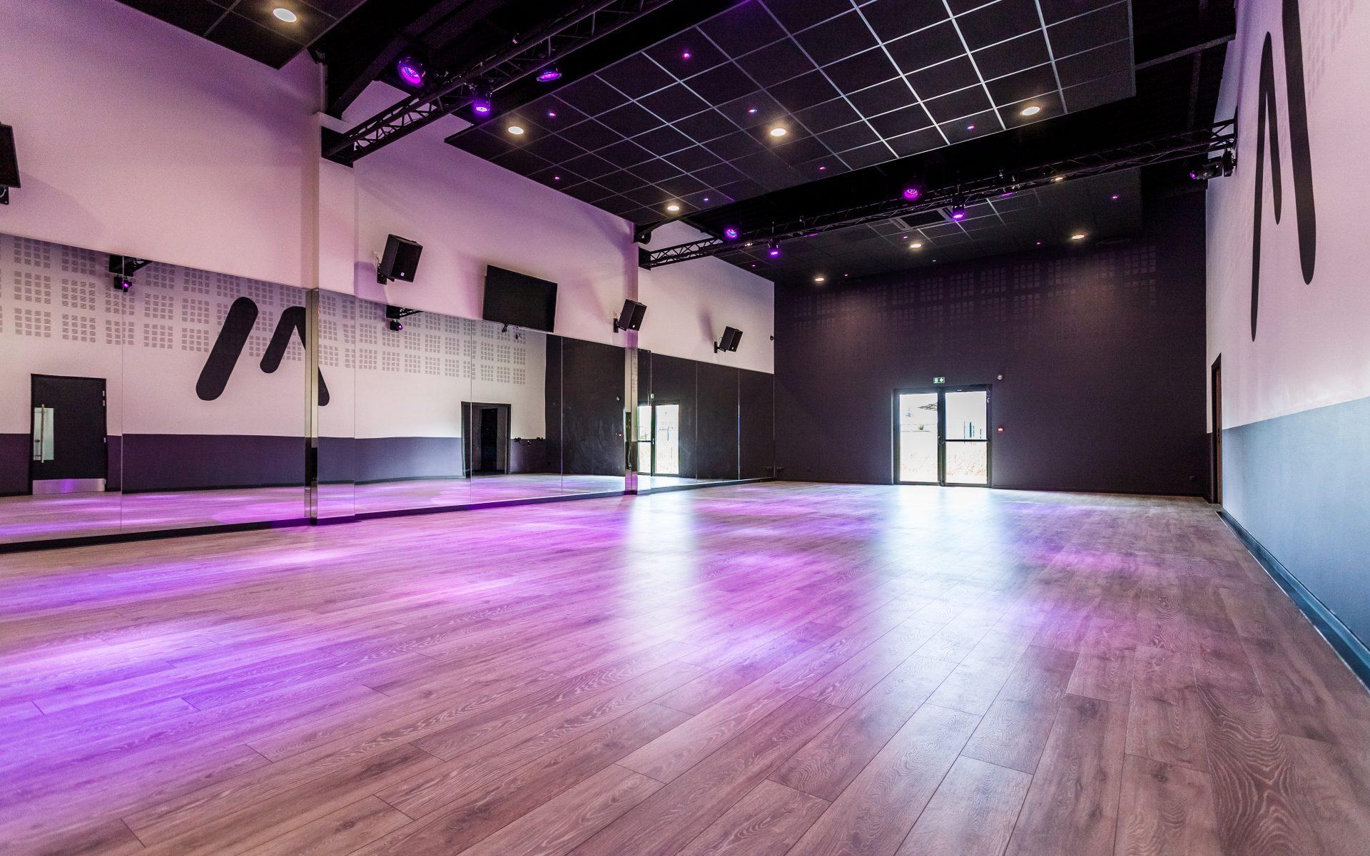 MARKADAS bâtiment d'activités école de danse